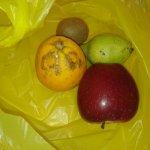 Fruits pour 2, à l'accueil de 22h00 en guise de pot d'arrivée.