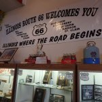 IL Route 66 Association Hall of Fame & Museum Foto