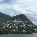 Lake Lugano Foto