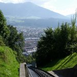 Hungerburgbahn in Innsbruck