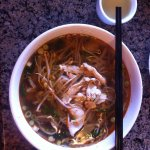 Spicy Chicken Satay Pho
