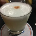 complimentary pisco sour upon check in