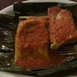 Tamales yucatecis