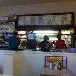 The sundae menu