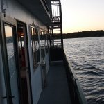 We loved our tour aboard the Breezy Belle which started tours of Pelican Lake in 2010
