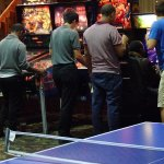 We really enjoyed using the arcade games at Breezy Point Resort
