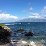 Visited Kapalua Bay for the first time and loved it. Secluded beach with less surf. Limited actu