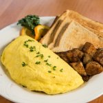 How about a delicious omelet?