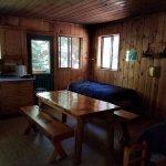 Rock cabin (kitchen)