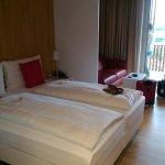 Photo de Hotel Saentispark