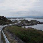 Atlantikstraße (Atlanterhavsveien) Foto