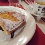 Avec un petit café cet excellent dessert passe tout seul