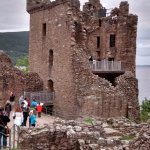 The Tower - Urquhart Castle