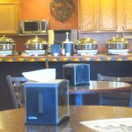 Breakfast Room,  BW Plus Inn of Sedona, AZ
