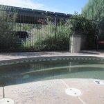 Hot Tub,  BW Plus Inn of Sedona, AZ