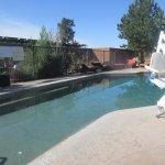 Swimming Pool,  BW Plus Inn of Sedona, AZ