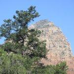 Partial Panoramic View, BW Plus Inn of Sedona, AZ