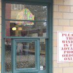 Take-out Window ... easy access from 532 McIntire Avenue.