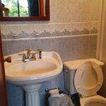 Falta mantenimiento, papelera de mal gusto, papel de baño usado, etc