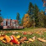 Fall season at Glensheen
