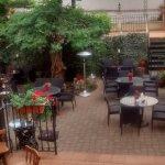 Terraza de cafeteria