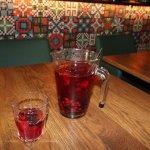 refreshing fruit lemonade
