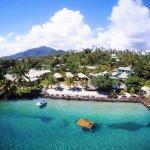 Bired eye View of resort