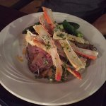 Special of the Day: Prime Rib and Crab Legs