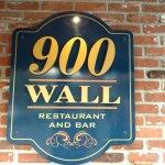 900 Wall Foto