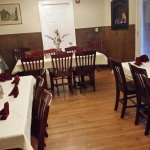 Our Private Function Room is available for lunch or dinner.