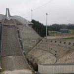 Schisprungschanze und Schimuseum am Holmenkollen Foto