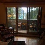 Moraine Lake Lodge Foto