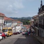Ouro Preto e os casarões históricos