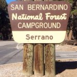 San Bernardino National Forest - Serrano Campground