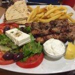 Awesome Greek plate