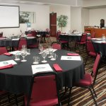 The Liberty Room can be set up banquet, auditorium, or custom.