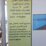 High Dam Foto