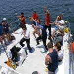 Boat crew performance