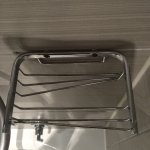 Broken soap rack