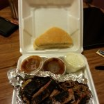 Beef sampler plate