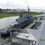 USS Laffey Destroyer