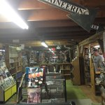 An entire 2nd floor dedicated to books of every genre.
