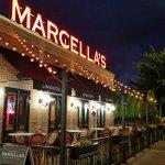 Marcella's exterior