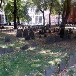 Photo of Granary Burying Ground