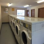 Washroom, Shower, Laundry Facilities