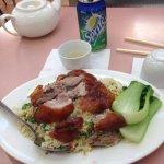 Crispy Duck Fried Rice
