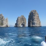 The three rock stacks, just waiting for your next picture!