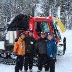 Cat ski adventures
