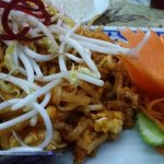 Pad Thai - Chicken $20