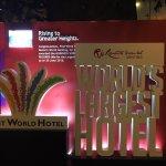 Foto di First World Hotel